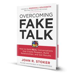 National Communication Expert Shares Tips for OVERCOMING FAKE TALK